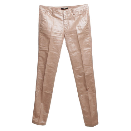 7 For All Mankind Trousers in Rosé