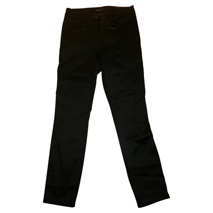 Marc Cain Trousers with material mix