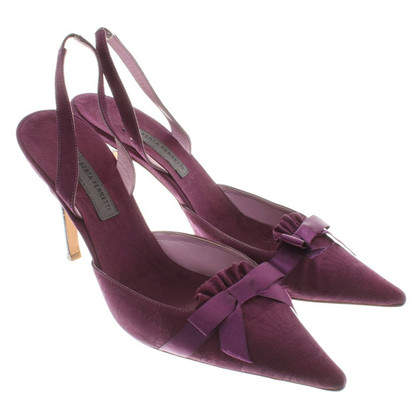 Alberta Ferretti pumps in purple