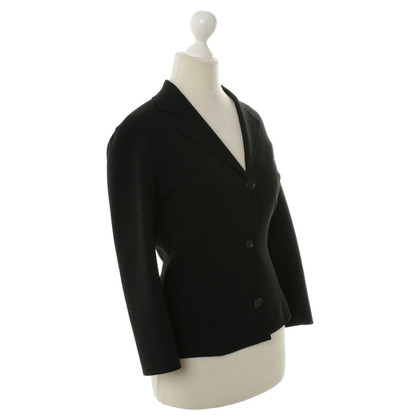 Céline Wool Blazer in black