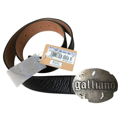 John Galliano riem in vintage look