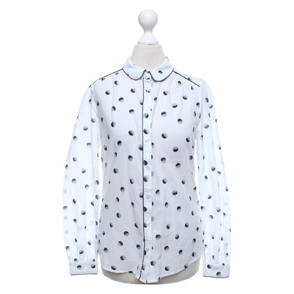Jack Wills Blouse with pattern