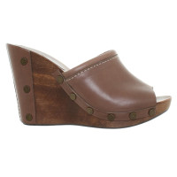See by Chloé Mules in brown