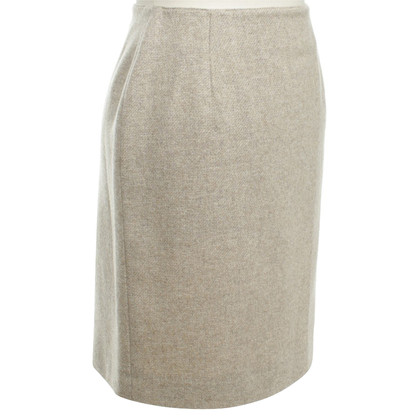 Valentino Pencil skirt in beige