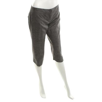 Patrizia Pepe pieghe ginocchio pantaloni