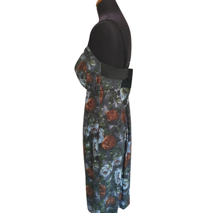 Dolce & Gabbana Floral carrier dress