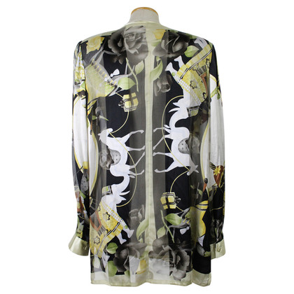 Leonard Blouse with print