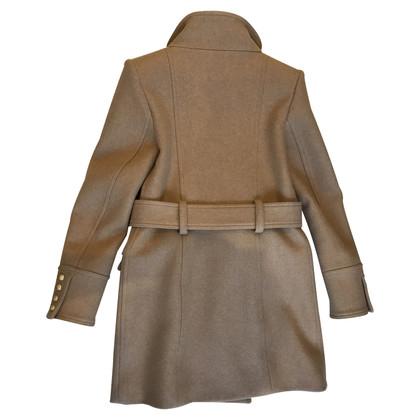 Balmain Coat van cashmere / wol