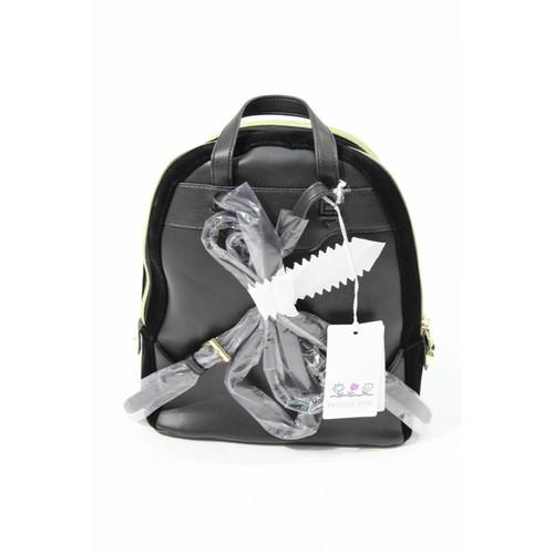 info for 9f5f0 b6455 Patrizia Pepe Backpack in Black - Second Hand Patrizia Pepe ...
