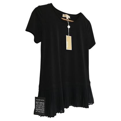 Michael Kors Orlo di piega t-shirt