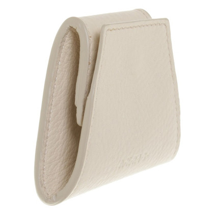 Akris Wallet in beige