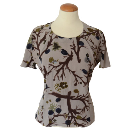 Marni Blouse shirt with print