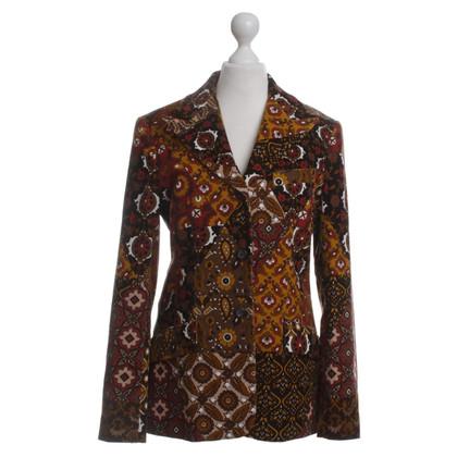 Dolce & Gabbana Blazer e gilet di velluto a coste
