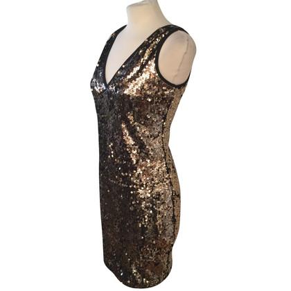 Versace Robe avec paillettes