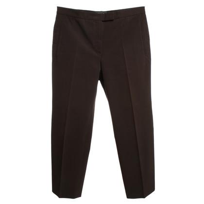 Prada Pantaloni a Brown