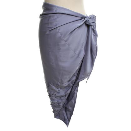 Laurèl sciarpe di seta