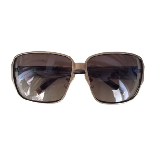 ed0b8d6f5dd2 Karl Lagerfeld Sunglasses Horn in Brown - Second Hand Karl Lagerfeld ...