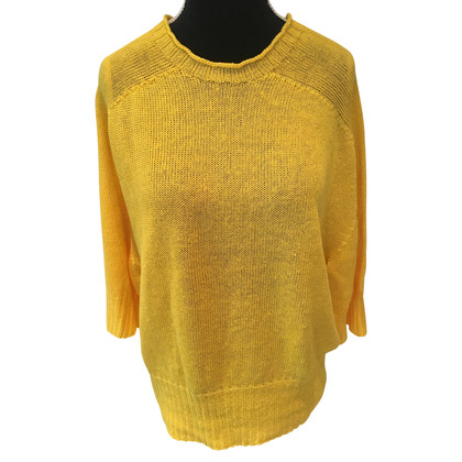 Stefanel Sweater in yellow