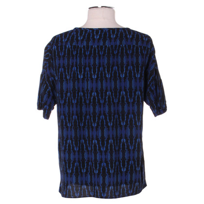 Maje Shirt mit Muster