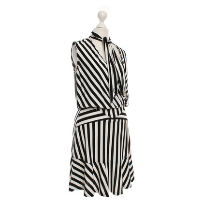 Anna Sui Dress with stripes