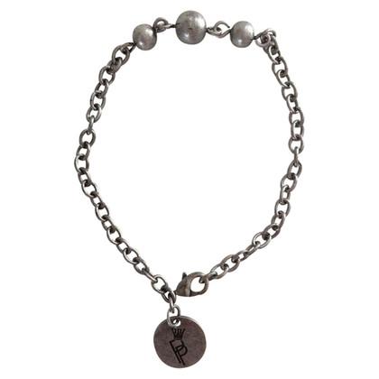 Patrizia Pepe Silver Link Bracelet