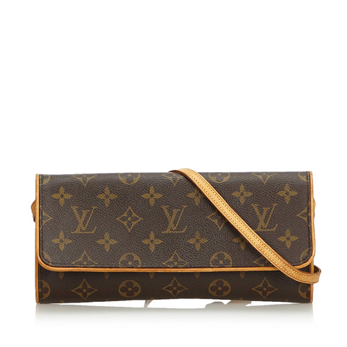 c0f6675d1e Louis Vuitton Pochette Twin GM da Monogram Canvas - Second hand ...