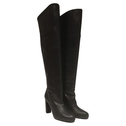 Hermès Overknee-Stiefel
