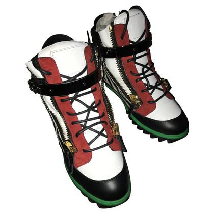 Giuseppe Zanotti Sneaker in multicolor