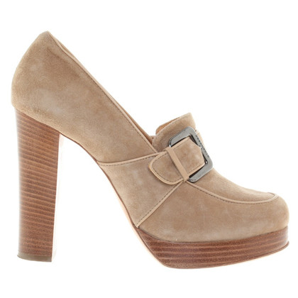 Strenesse pumps from suede