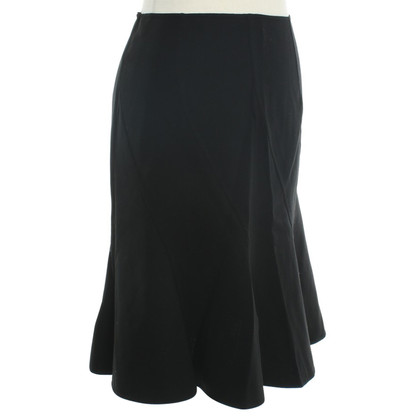 Escada skirt in black