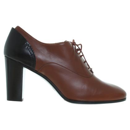 Fratelli Rossetti Chaussures lacées avec talon