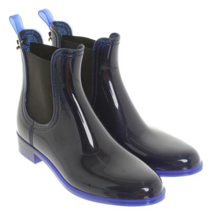 Schumacher Chelsea Boots in Blau
