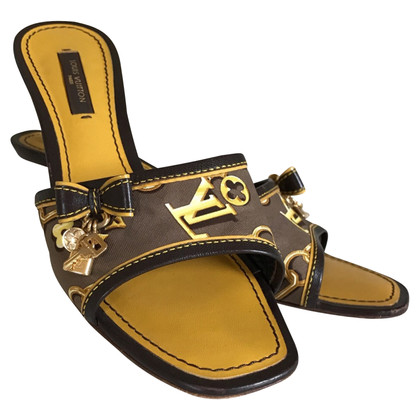 Louis Vuitton Mules