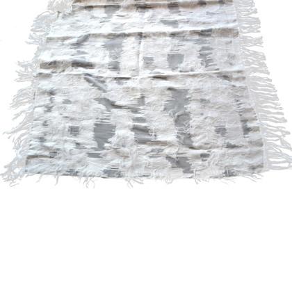 Prada Sjaal in 3D-look