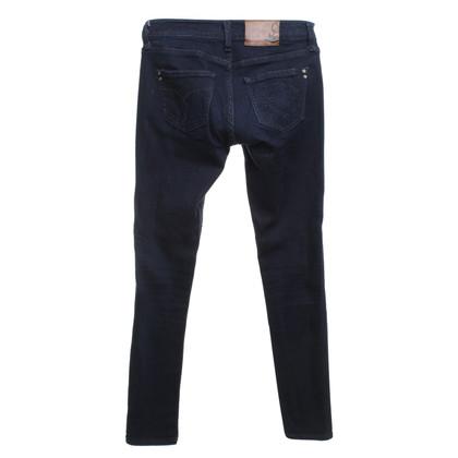 Patrizia Pepe Jeans con applicazioni perline