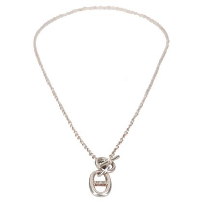 "Hermès ""Chaine D'Ancre Hanger Ketting"""