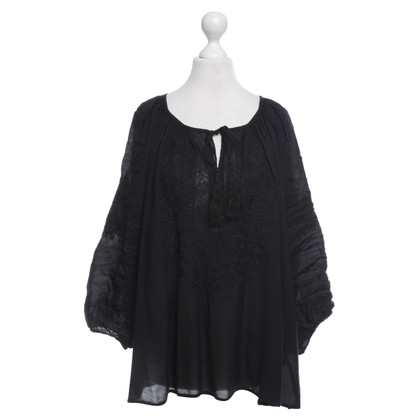 Melissa Odabash Tunic in Black