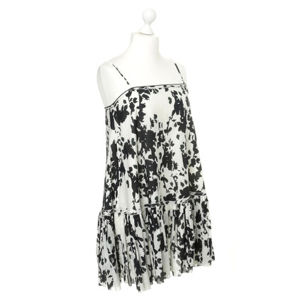 Stella McCartney Dress in black and white