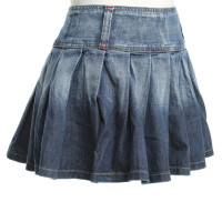 D&G Washing jeans skirt