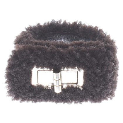Chanel Bracciale in pelle di agnello