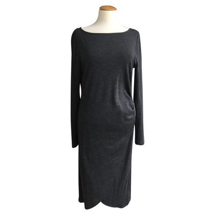 Michael Kors Wickelkleid aus Viskose/Wolle