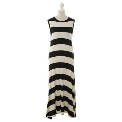 Polo Ralph Lauren Maxi abito con strisce