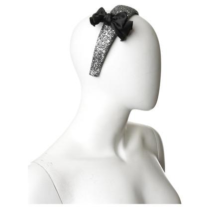 Miu Miu Hairband with glitter