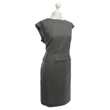 Hugo Boss Sheath Dress in Grey