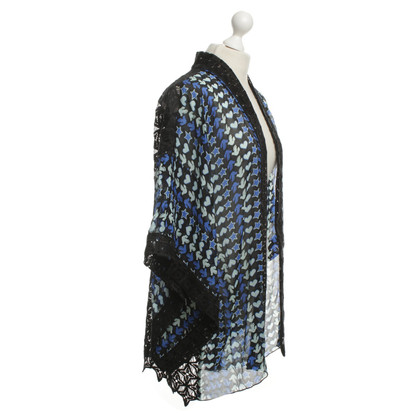 Anna Sui Tuniek met patroon mix