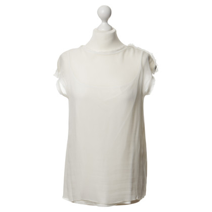 Lanvin Top in gebroken wit