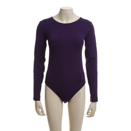Wolford Body in purple