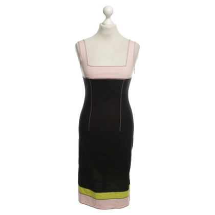 Philosophy di Alberta Ferretti Shift Dress Color Blocking