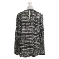 Rich & Royal Camicia in bianco / nero