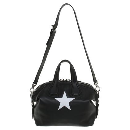 """Givenchy """"Antigona Bag"""" in zwart"""